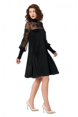 Rochie eleganta din catifea Teona1
