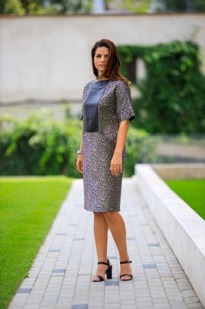 Rochie eleganta midi Eva [2]