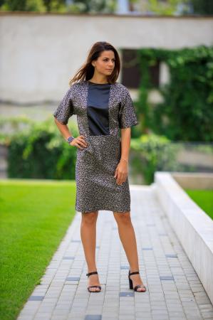Rochie eleganta midi Eva [1]