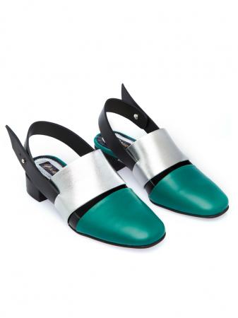 Pantofi dama din piele naturala in trei culori Page1