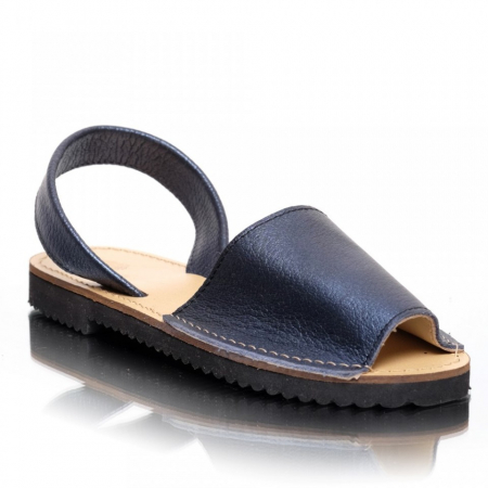 Sandale dama tip Avarca Blue Sidef