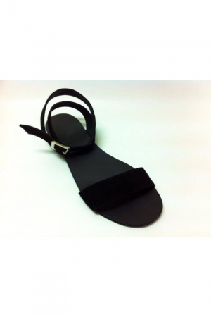Sandale de dama din piele Black Velvet1