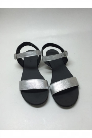 Sandale de dama din piele Silver Fanny1