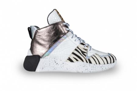 Sneakersi Mihai Albu Patch0