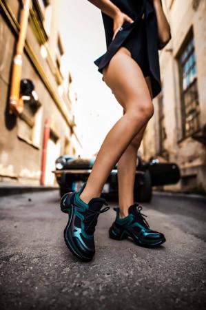 Sneakersi Mihai Albu Wave 21