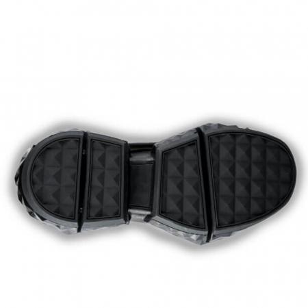 Sneakersi Mihai Albu Black Diamond din piele naturala4