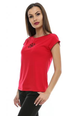 Tricou dama broderie traditionala B711