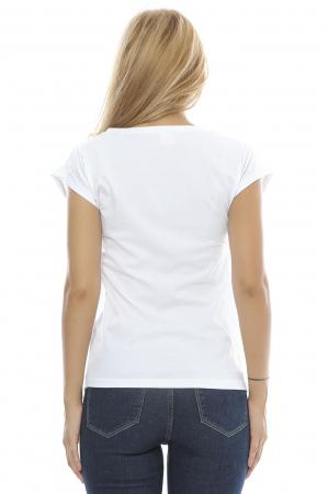 Tricou dama broderie traditionala B90, S1