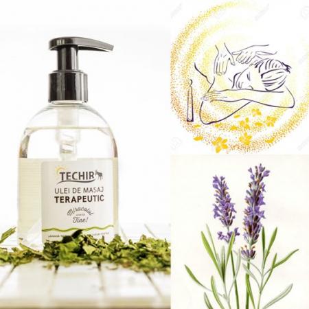 Ulei pentru masaj terapeutic1
