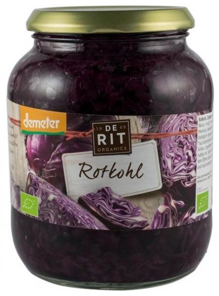 De-Rit – Varza rosie bio, 680g 0