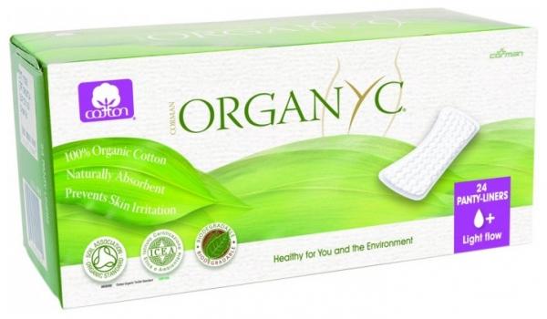 Absorbante ZILNICE Organic 24bc. 0