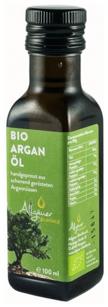 Ulei BIO de argan, presat manual,100 ml 0