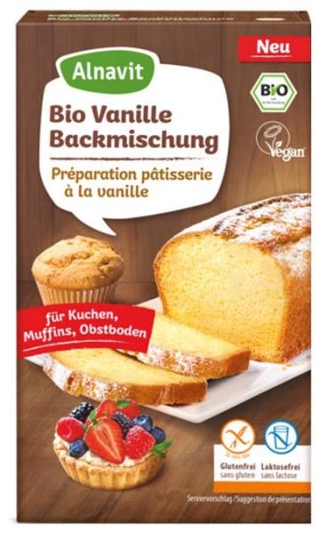 Amestec de copt pentru prajituri cu vanilie fara gluten Bio, 400g 0