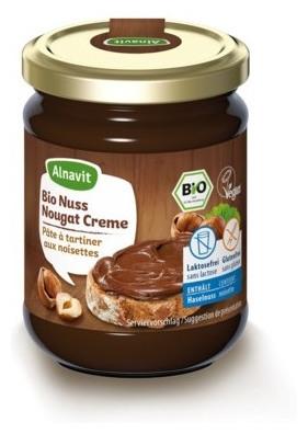 Crema BIO de Ciocolata cu Alune de Padure 200 gr 0