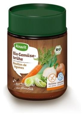 Supa de legume Bio (13,5%) instant, fara gluten, 165 g 0