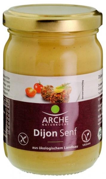 Mustar Dijon, bio, 200 ml 0