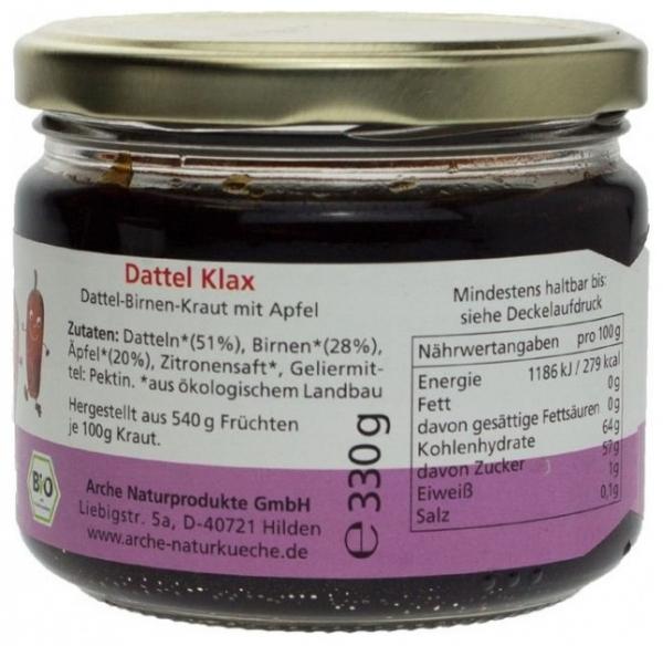 Pasta de curmale, bio, 330 g [1]