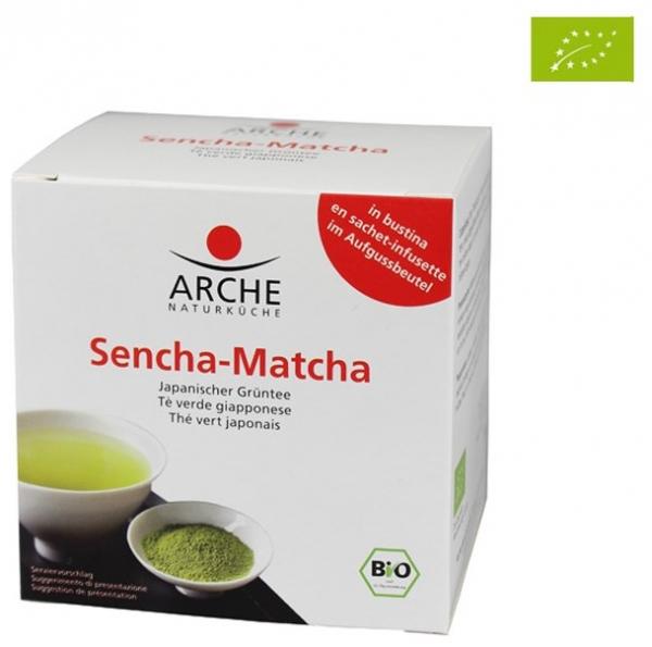 Sencha Matcha – Ceai verde japonez, 15g [0]