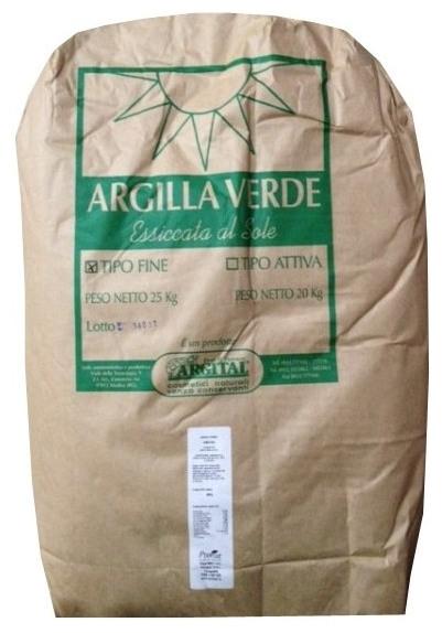 Argila verde activa, pentru uz intern, 20 kg [0]