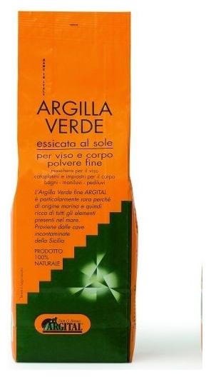 Argila cosmetica: fata, corp, par & anticelulita 1Kg 0