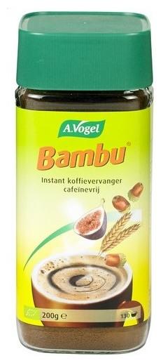 BAMBU- Bautura BIO instant din fructe si cereale, inlocuitoare de cafea , 200g [0]