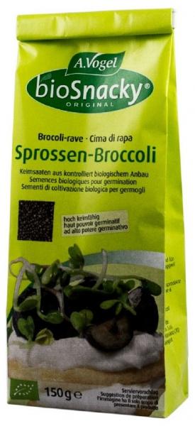 Seminte BIO (germeni) de brocoli 150g 0