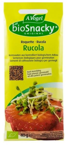 seminte bio (germeni) de rucola, 40g 0