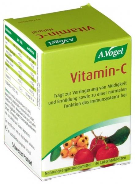 A.VOGEL – Vitamina C naturala, 41.2g 0