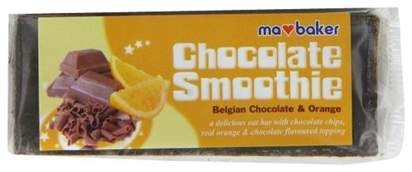 Baton cu ciocolata si portocala 90gr 0