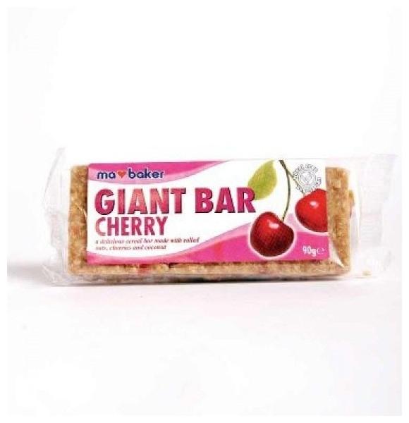 Baton de ovaz cu cirese 90 gr Ma Baker [0]