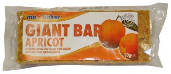 Baton din ovaz cu caise 90 g Ma Baker 0
