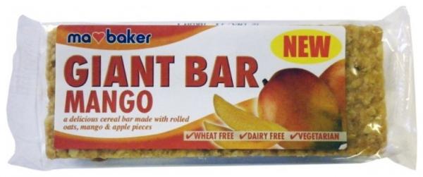 Baton din ovaz cu mango 90 g Ma Baker 0