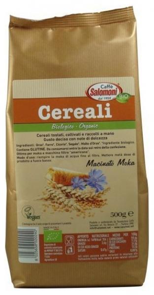 Bautura din cereale Bio prajite, 0% cofeina – 500 g 0