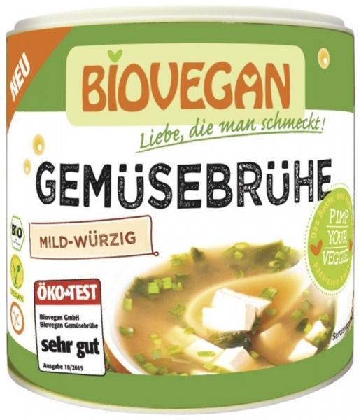 Supa de legume BIO, usor picanta, 150g [0]
