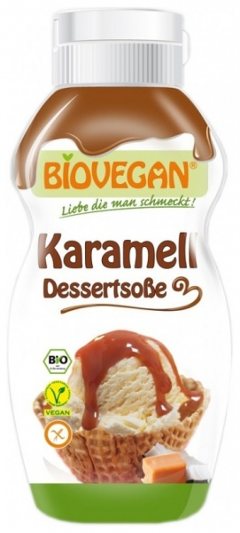 Toping de caramel BIO, 250 g