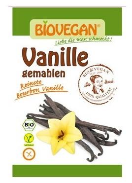 Vanilie Bio macinata, 5 g 0