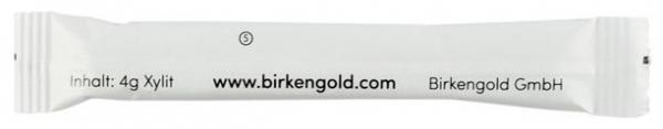Birkengold - Zahar de mesteacan pliculet 100% xylitol 4 g 0