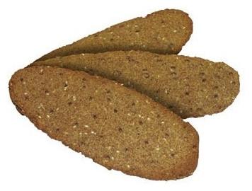 Biscuiti Bio cu alac si susan, 150 g 1