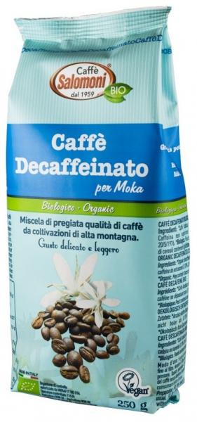 Cafea BIO decofeinizata – 250 g 0