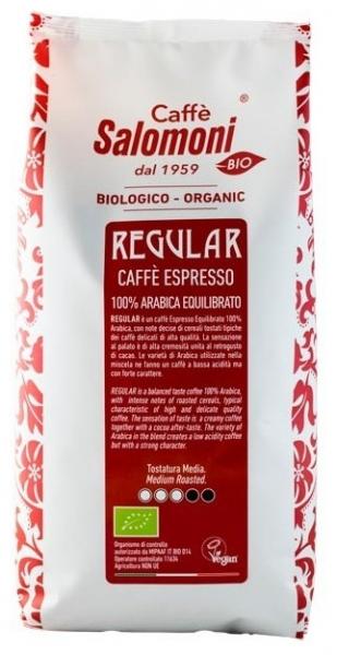 Cafea boabe Bio Espresso 100% Arabica Gourmet - REGULAR - 1 kg 0