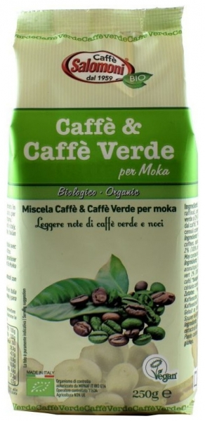 Cafea  Cafea verde BIO – 250 g 0