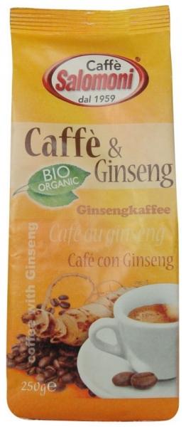 Cafea  Ginseng BIO – 250 g 0
