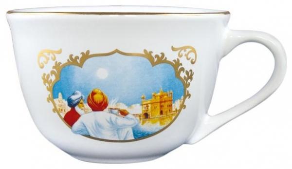 Cana de portelan pentru ceai Yogi Tea 0