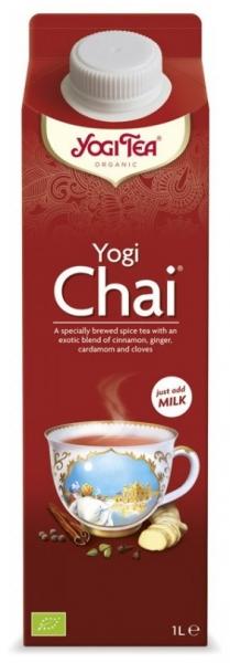 Yogi CHAI, Specialitate preparata de ceai, 1 litru 0
