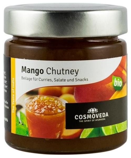 COSMOVEDA – Chutney bio de mango, 225g 0