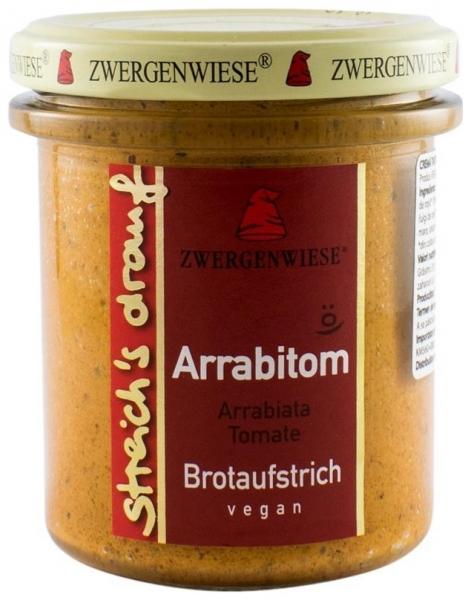 Crema tartinabila BIO vegetala Arrabitom - 160 g 0