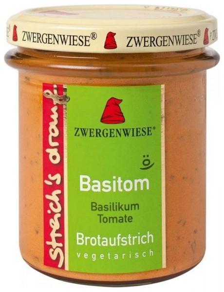 Crema tartinabila BIO vegetala Basitom – 160 g 0