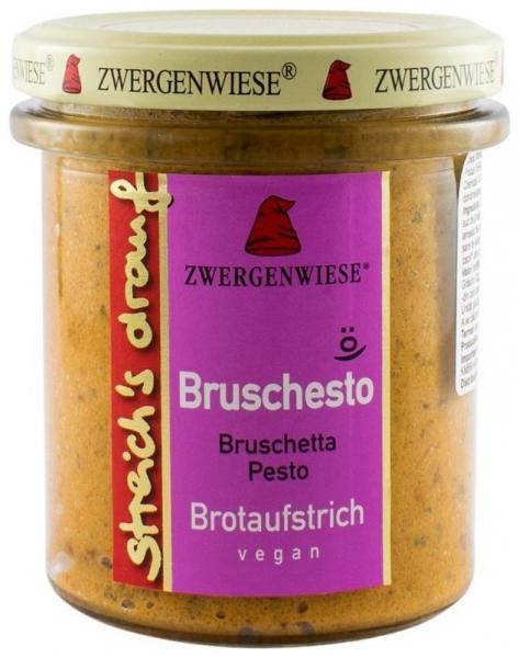 Crema tartinabila BIO vegetala Bruschetta pesto - 160 g 0