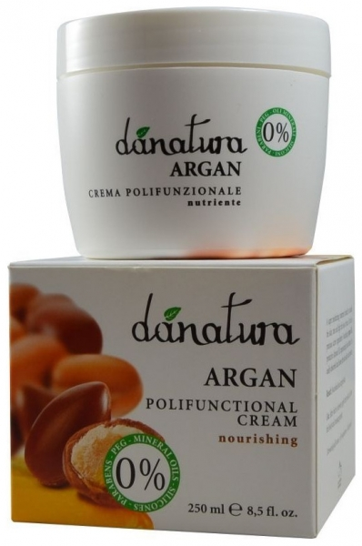 Crema polifunctionala cu ulei de argan, 250ml [0]