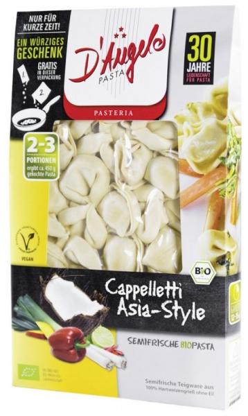 Cappelletti bio Asia Style, 250g 0